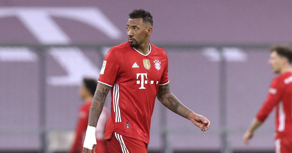 FC Bayern: Jérôme Boateng vor dem Aus - kein neuer Vertrag! - SPORT1