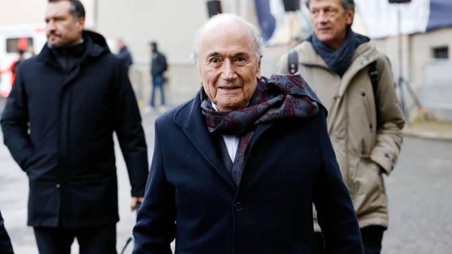 Sepp Blatter hofft auf die USA statt Katar als Ausrichter der WM 2022