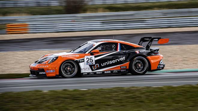 Der Porsche Carrera Cup LIVE auf SPORT1