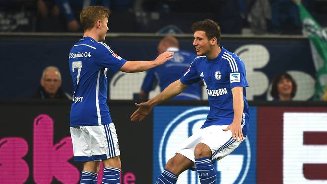 FBL-GER-BUNDESLIGA-FC SCHALKE 04-1FC NUREMBERG
