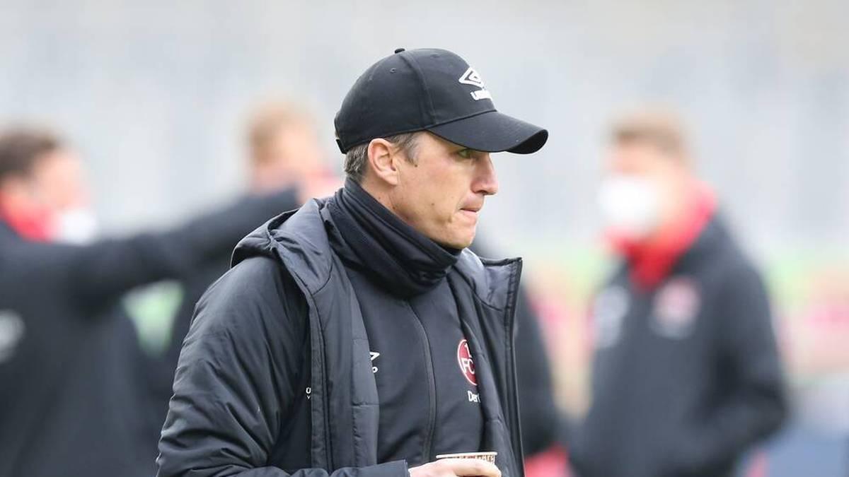 Tobias Schweinsteiger tritt als Nürnberger Chefchen auf den HSV