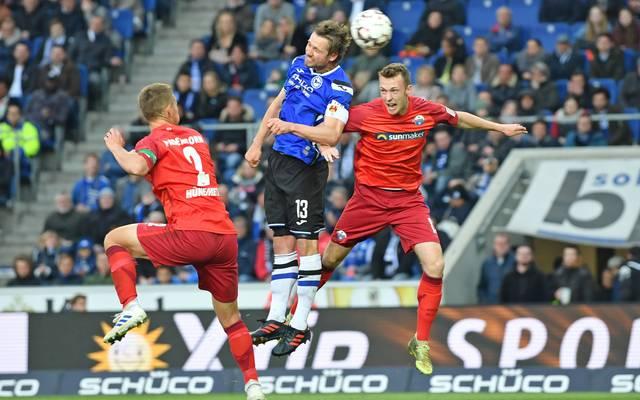 DSC Arminia Bielefeld v SC Paderborn 07 - Second Bundesliga