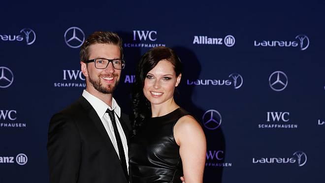 Manuel und Anna Veith sind seit 2016 Mann und Frau
