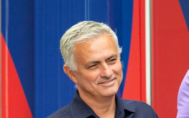 José Mourinho nimmt die umstrittene Länderspielpause mit Galgenhumor