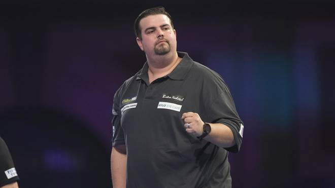 Gabriel Clemens, German Darts Masters, Peter Wright