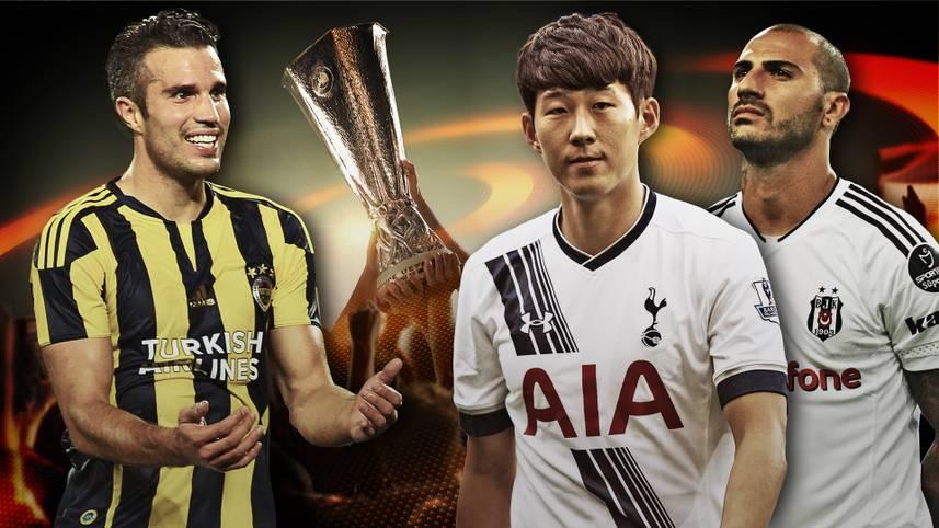Am 17. September startet die Europa League auf SPORT1. Zur Einstimmung auf viele Live-Übertragungen gibt's hier schon mal die Top-Transfers der besten Teams im Überblick