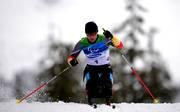 Paralympics / Fahnenträgerin