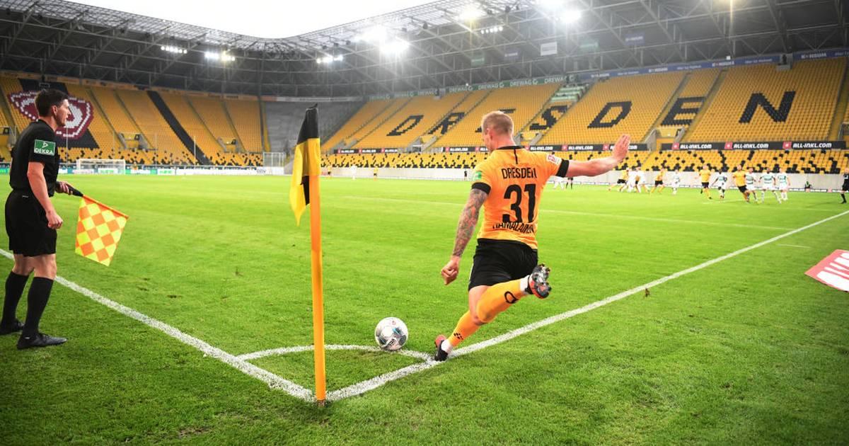 Dynamo Dresden schaltetet Anwälte ein und will Klassenerhalt