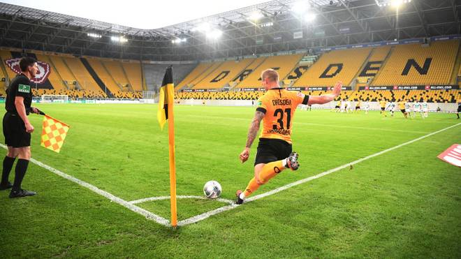 Dynamo Dresden kämpft immer noch um den Klassenerhalt