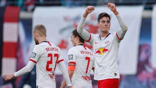 Patrik Schick ist derzeit von der AS Rom an RB Leipzig verliehen