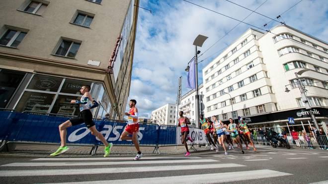 Im Oktober fand der Sofia-Marathon statt