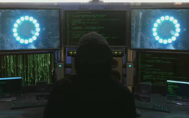 Ein Hauch von Matrix: Bei WWE SmackDown schaltete sich eine Mystery-Figur ein