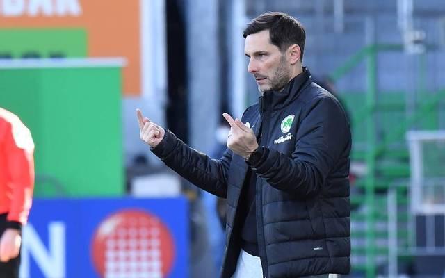 Stefan Leitl ist seit Februar 2019 Trainer bei der SpVgg Greuther Fürth