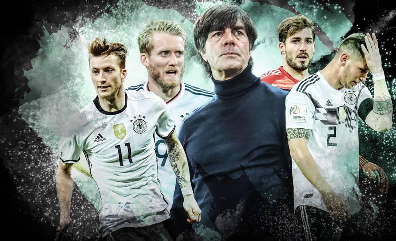 Die Nominierung für die WM rückt näher, das Casting für die 23 Kaderplätze läuft. Einige DFB-Stars sind außen vor, andere müssen bis zum Stichtag zittern. SPORT1 macht vor dem Duell mit Spanien (20.45 Uhr im LIVETICKER) den Check