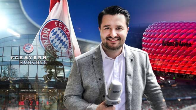 SPORT1-Reporter Stefan Kumberger