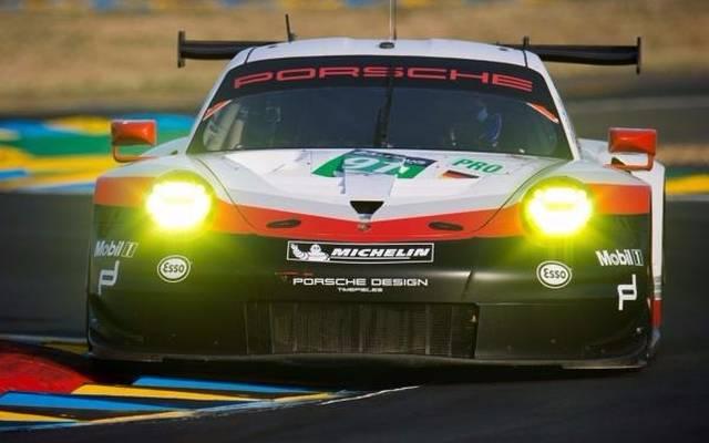Bei diesem Sound geht Petrolheads das Herz auf: Porsche 911 RSR laut wie nie