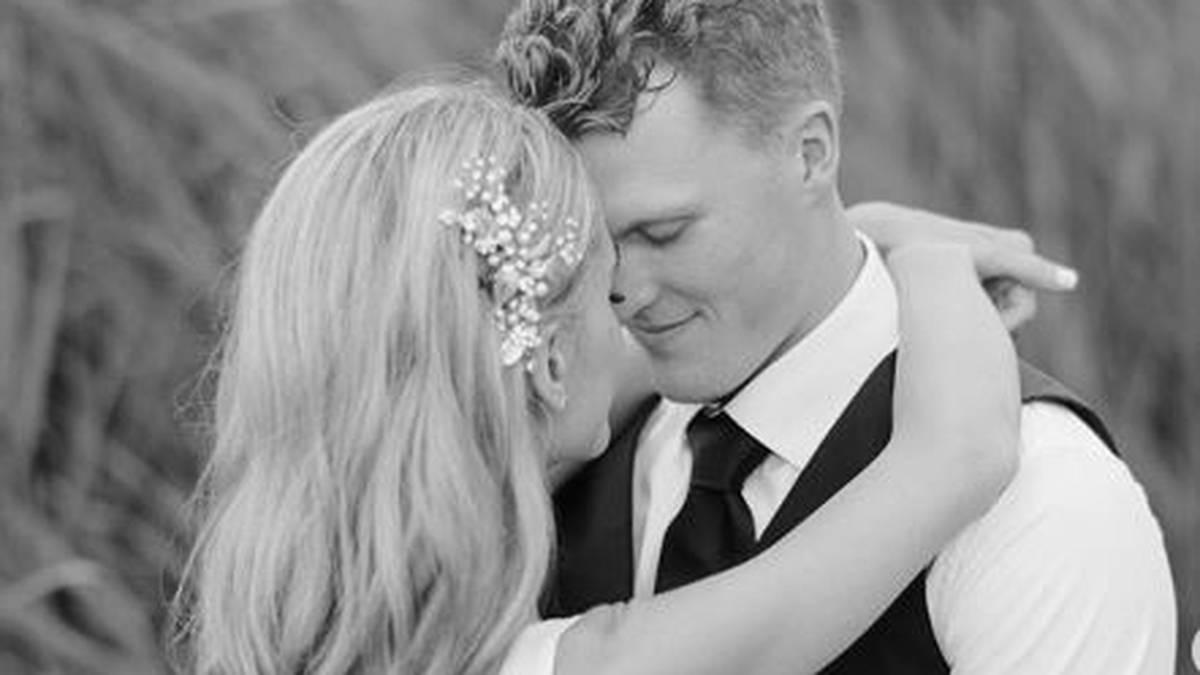 Emily Cave hat eine emotionale Nachricht an ihren verstorbenen Mann Colby geschrieben