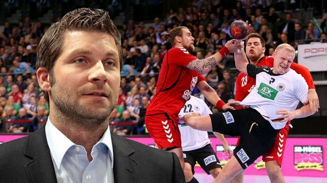 Daniel Stephan DHB-Team Handball