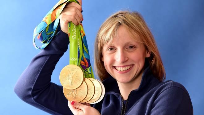Katie Ledecky will der Schwimm-WM ihren Stempel aufdrücken