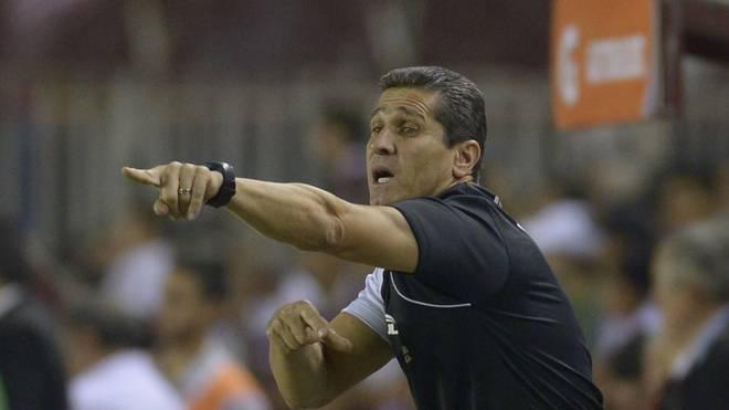 Jorginho ist neuer Trainer von Vasco da Gama