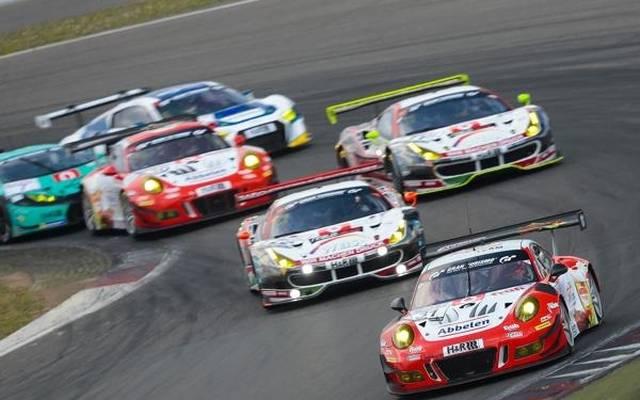 Trotz einer Zeitstrafe bleibt der Firkadelli-Porsche Gesamtsieger von VLN4