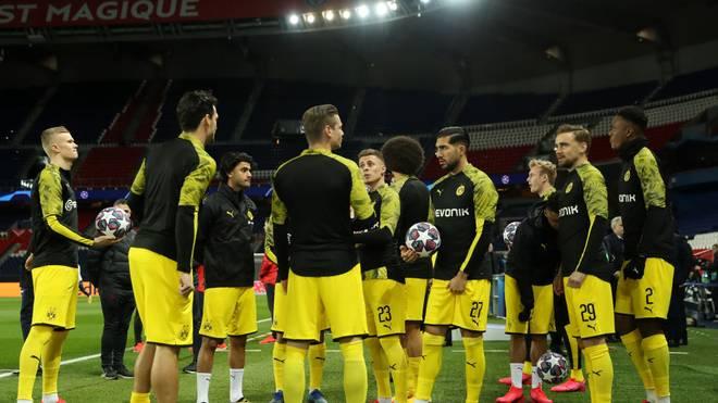 Der BVB hat den Einzug in das Viertelfinale der Champions League verpasst