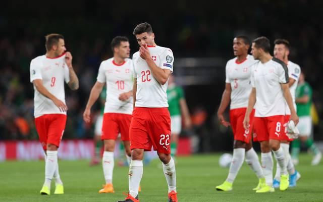 Em Qualifikation Mit Spanien Italien Schweiz Live Im Tv