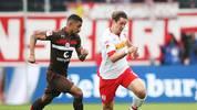 SSV Jahn Regensburg v FC St. Pauli - Second Bundesliga