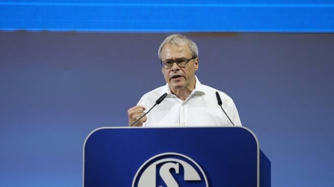 Peter Peters kandidiert für den Aufsichtsrat des FC Schalke 04
