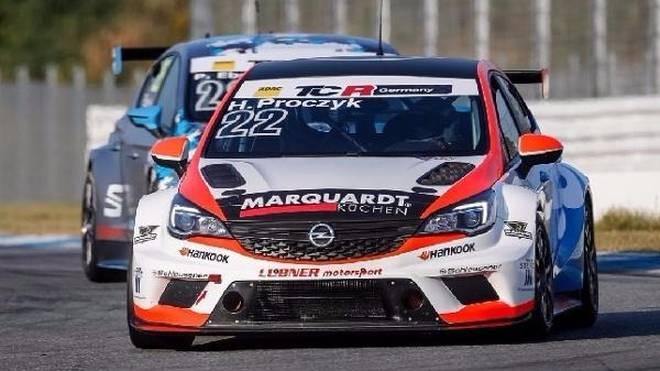 Hari Prozcyk fuhr im Opel Astra TCR zur Pole im ersten Rennen