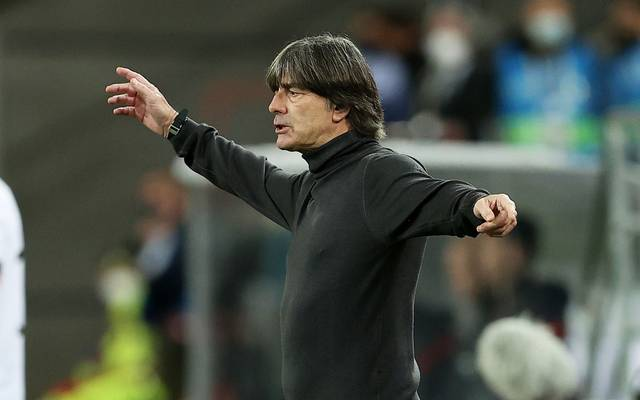 Joachim Löw ist mit Deutschland 2020 weiterhin sieglos