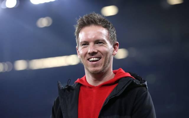 Julian Nagelsmann ist seit Sommer 2019 Trainer von RB Leipzig