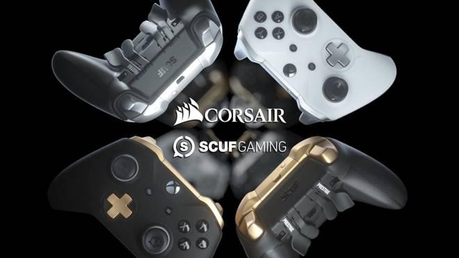 Peripherie: CORSAIR kauft SCUF Gaming auf
