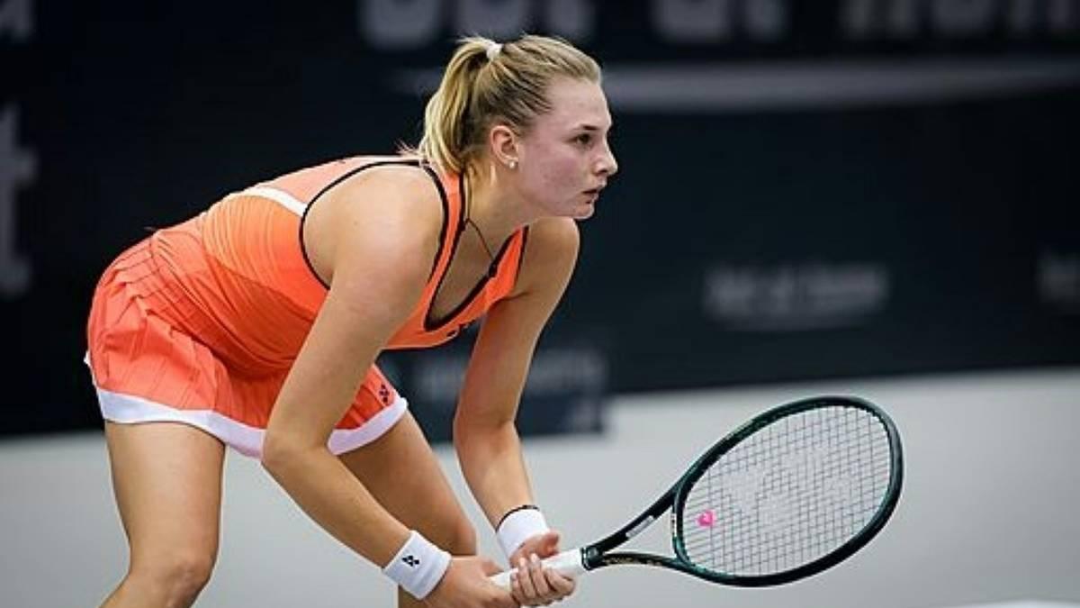 Dajana Jastremska hat bislang drei WTA-Turniere gewonnen