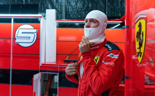 Das Warten auf Sebastian Vettels Unterschrift bei Aston Martin geht weiter