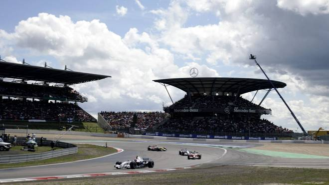 Der Nürburgring ist die deutsche Traditionsstrecke
