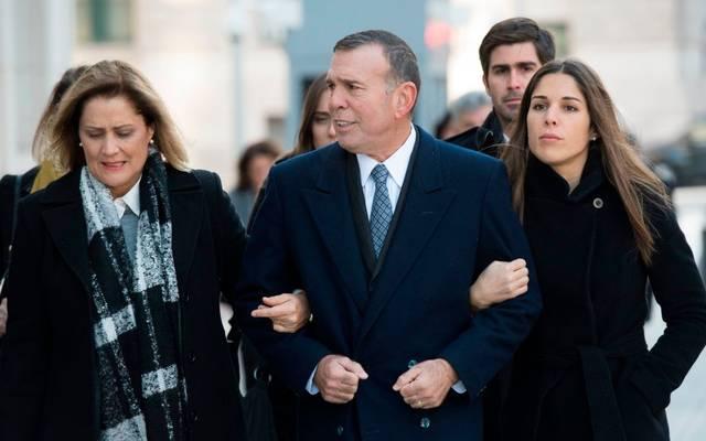Der Paraguayer Juan Ángel Napout wurde im November 2017 in New York wegen des FIFA-Korruptionsskandals angeklagt
