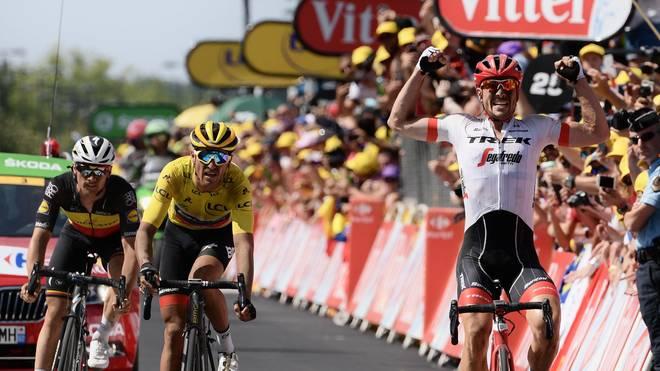 John Degenkolb hat bei der Tour de France 2018 bereits eine Etappe gewonnen