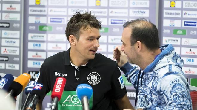 Bob Hanning sieht das deutsche Team dank Christian Prokop gut für die EM gerüstet