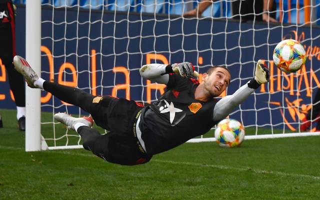 Pau Lopez ist Torwart Nummer drei in der spanischen Nationalmannschaft