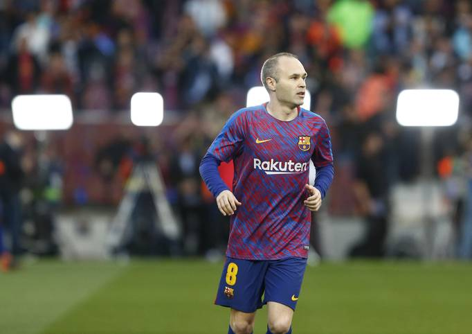 Der 238. Clasico zwischen dem FC Barcelona und Real Madrid hat es in sich. Auf ihn sind am Anfang alle Augen gerichtet: Andres Iniesta bestreitet nach 16 Jahren seinen vorerst letzten Clasico
