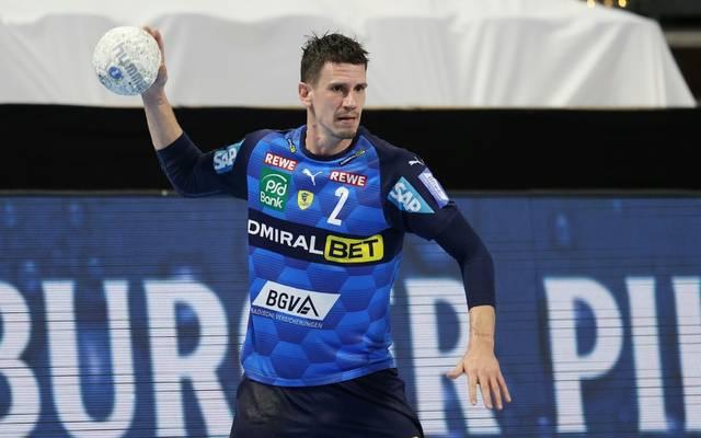 Andy Schmid und die Löwen gewinnen gegen Hannover