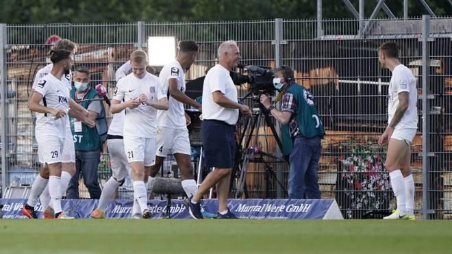 Der SV Meppen tritt gegen den FC Ingolstadt an