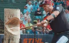 Timbersports / Deutsche Meisterschaft