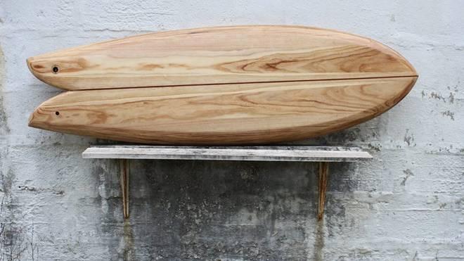 Dein eigenes Surfbrett aus Holz bauen im Workshop mit Arbo!