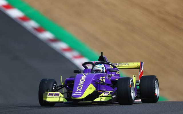 Formel W: Jamie Chadwick gewinnt erste Saison - Serie polarisiert