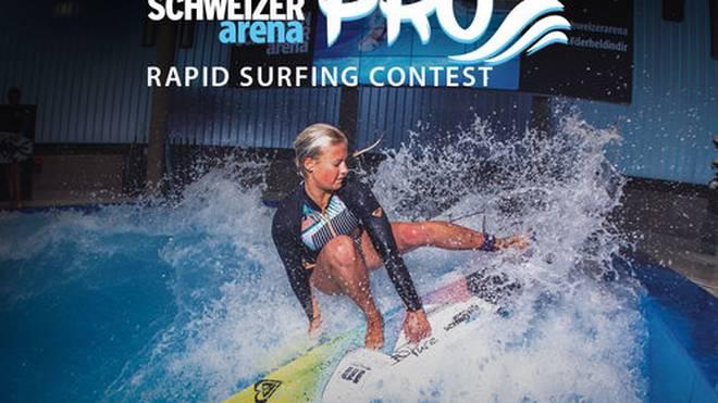 LIVE: Die Pure Surfcamps Rapid Surf League