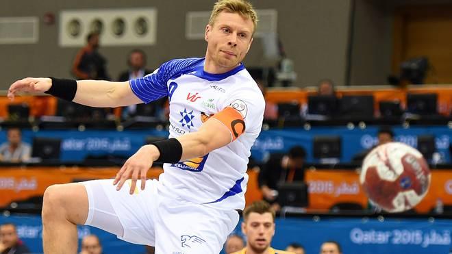 Gdjon Valur Sigurdsson hat bereits 323 Spiele für die isländische Nationalmannschaft absolviert