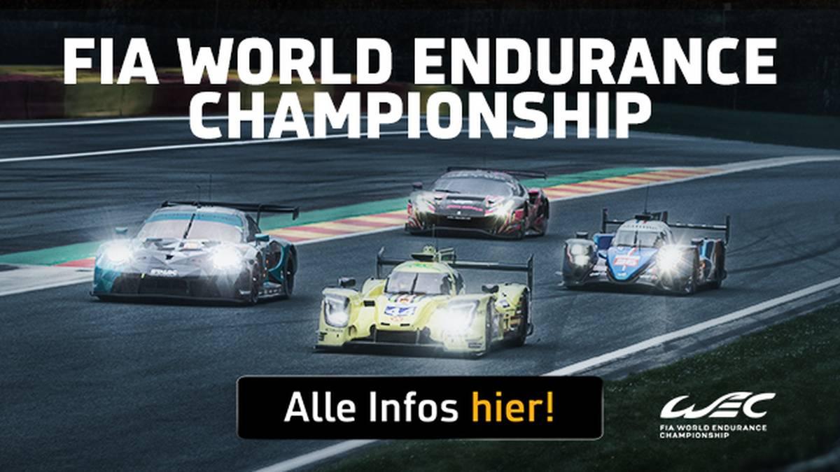 Vorhang auf zum WEC-Auftakt 2021: Bei den 6 Stunden von Spa feiert die Hypercar-Kategorie am Wochenende mit den ersten LMH-Autos ihr Renndebüt - und SPORT1 ist mit dabei