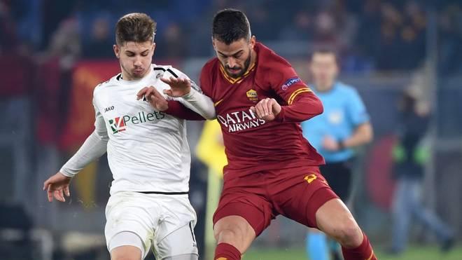 Romano Schmid (l.) wird zu Werder Bremen zurückkehren
